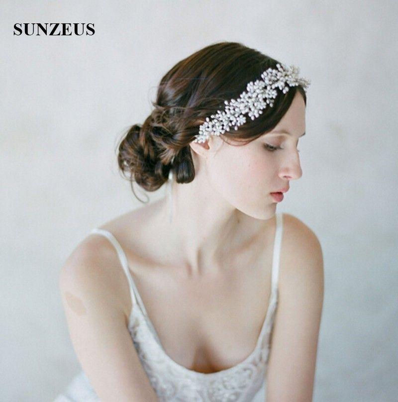 Catena capelli da sposa, perline, copricapo, capelli, sposa, accessori la sposa