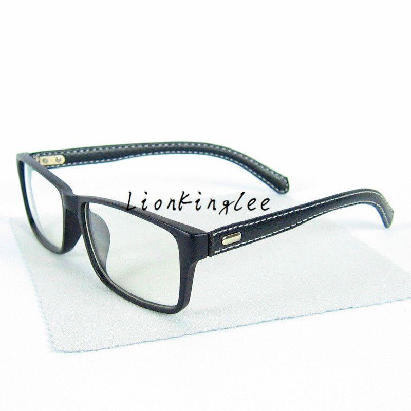 c883bb18b0 Classics Square Eyeglasses Brand Eyewear PU Leather Glasses Frame Optical  Eyewear Frame Custom Optical Lense WL7042 Used Eyeglass Frames Wire Eyeglass  ...