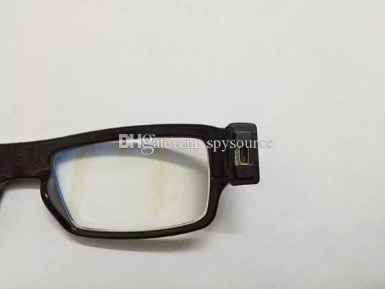 1080P HD Body Worn Digital Mini Video Glasses Camera Eyewear DVR Camcorder 5MP Can Removable Battery