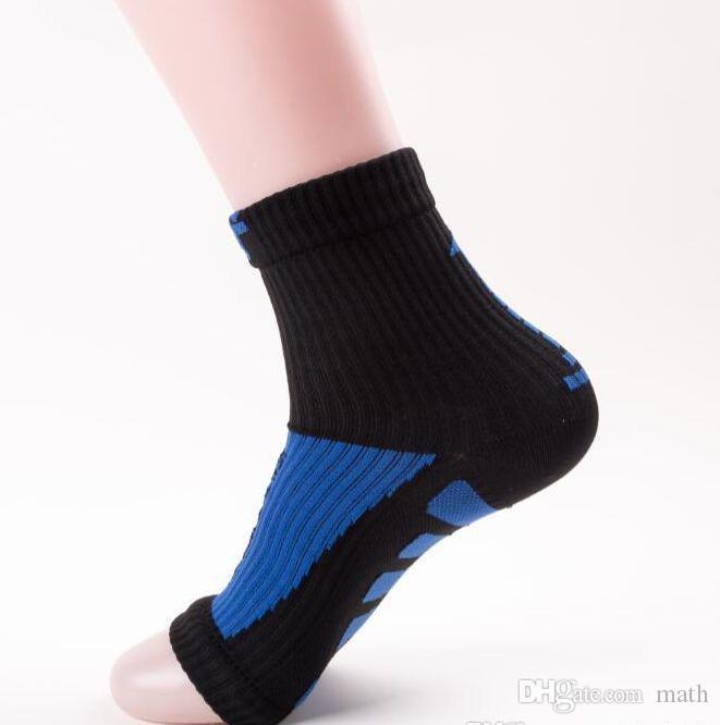 2fbebe6d9a Foot Sleeve Plantar Fasciitis Compression Sleeve Socks Sore Achy Swelling  Heel Ankle Men Women Fatigue Sock Pedicure Foot File Scholl Velvet Smooth  Pedi ...
