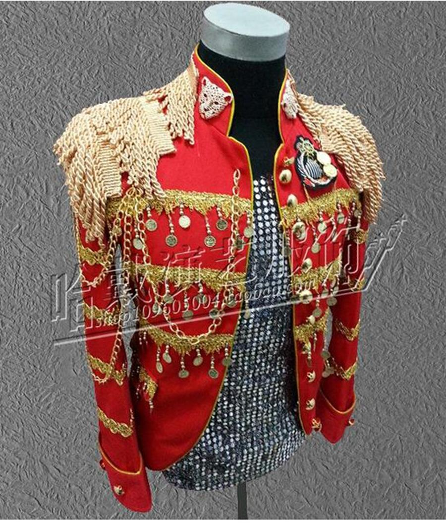 New men's fashion han edition euramerican star nightclub singer performance stage sequins jackets.S - 4 xl