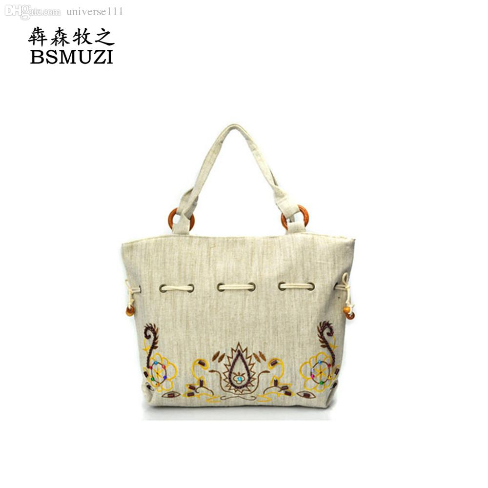 637fe91e94c Wholesale Hot Sale Women Handbag Women Embroidery Messenger Bags Ladies New Shoulder  Bag Bolsas Leather Handbags Gz S2664 Discount Designer Handbags White ...
