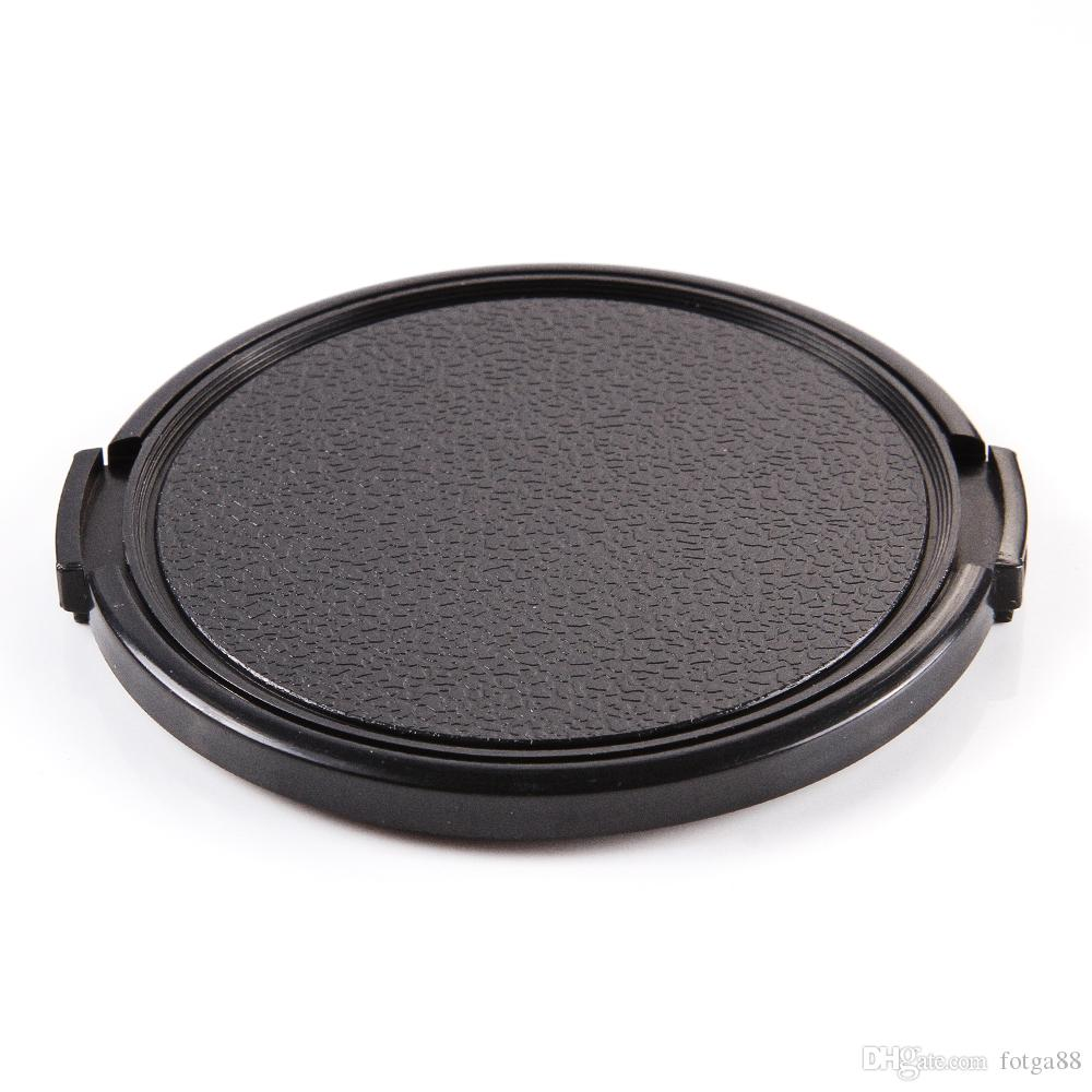 72mm Snap-on Front Filter Lens Cap Cover for Canon Nikon Olympus Sony Pentax 72