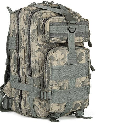 free soldier 3p backpack acu camouflage knapsack cp tactical outdoor