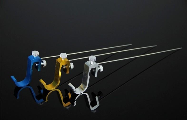 Dispositivo de agulha de engrenagem de pesca desacoplamento bloco agulha gancho de gancho de aço inoxidável Dispositivo de tomada de engrenagem de controle agulha de engrenagem de pesca atlético sp