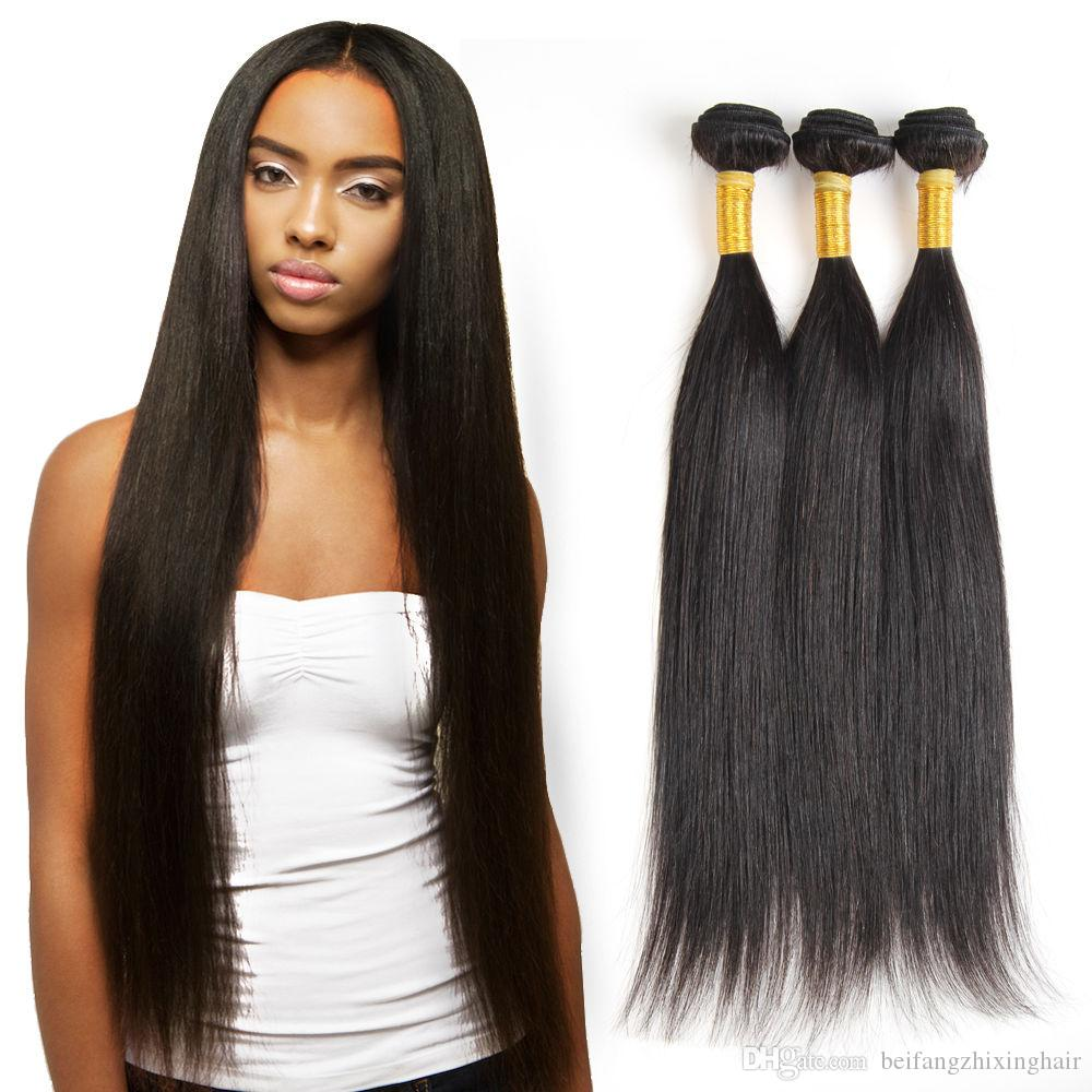 Mix Lenght 12 28 Unprocessed Hair Brazilian Virgin Human Hair