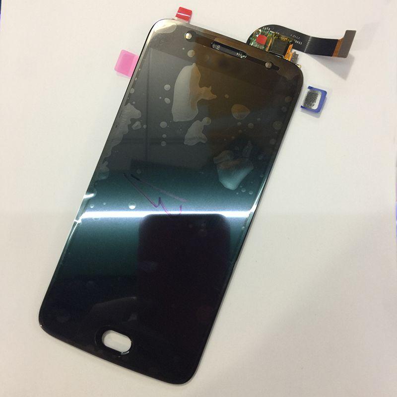 Assemblea del convertitore analogico / digitale dell'esposizione LCD a 5.2 pollici le parti di riparazione di Motorola MOTO G5S XT1793 XT1794 XT1792