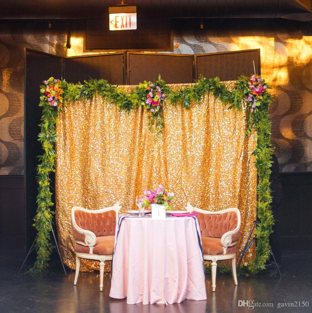 Hot Selling 5FT* 6FT Silver Sequin Fabric Photography Backdrop Wedding Backdrops Sequin Photo Booth Backdrop