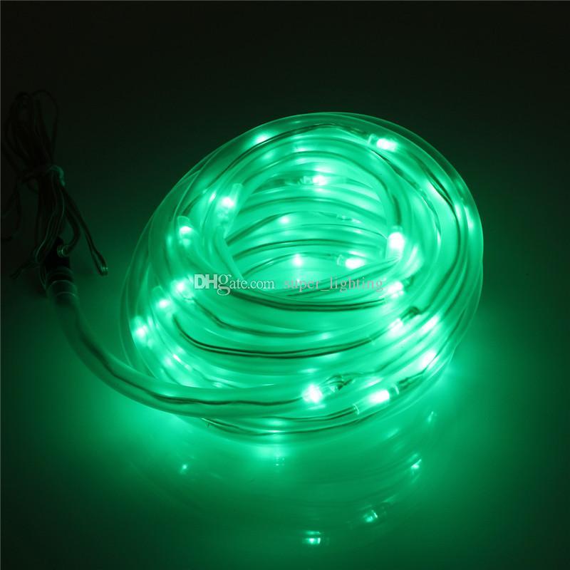 7m 50leds Impermeable Solar String Light Solar Led de Navidad Lighhting Decorationt Cuerda Strip Light Light String Lights para Garden Tree House Lig