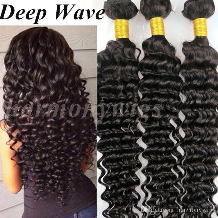 البرازيلي لحمة الشعر العذراء الإنسان الشعر ينسج حزم 8-34 بوصة غير المجهزة بيرو الهندي الماليزي الشعر dyeable