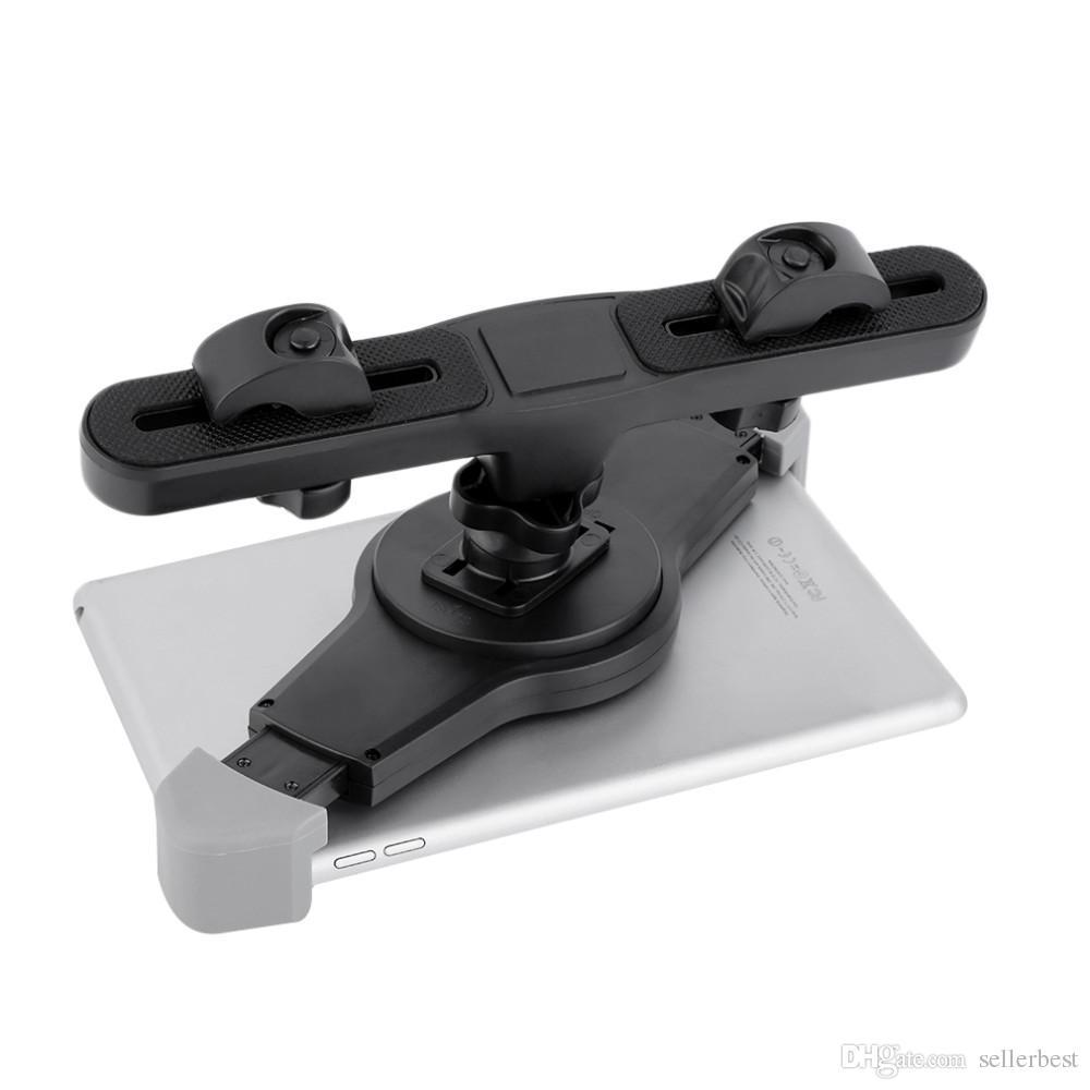 Soporte universal para automóvil Asiento trasero Reposacabezas Soporte para iPad 2 3 4 5 7-10