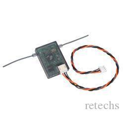 Spektrum DSMX SPM9645 Satellite for AR6210 AR8000 AR9020 AR12120 Spektrum Receiver