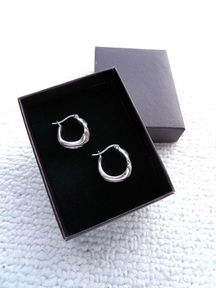 [심플 세븐] 귀족 보라색 반지 상자 / 축제 Pedant 상자 / 패션 목걸이 패키지 / 특별 쥬얼리 케이스 / 트렌드 귀걸이 상자