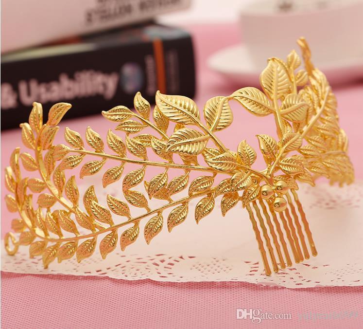 Das Kostüm der Braut Tiara Kamm Hair Fransen Anzug Coronet