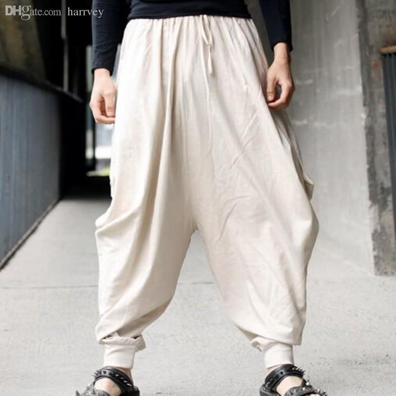 436696588a90 Wholesale-High Quality Arrive New Mens Japanese Samurai Style Boho ...