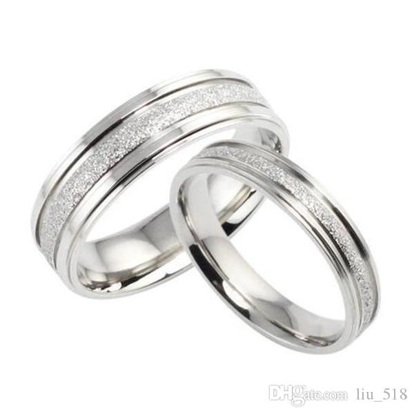 2018 lcu jewelry 2016 fashion simple retro design couple wedding 2018 lcu jewelry 2016 fashion simple retro design couple wedding ring bands classical stainless steel men women jewelry accessory 094 from liu518 junglespirit Images