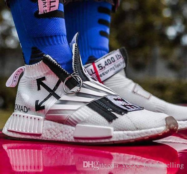 new product 8d2a4 e5401 city sock nmds vialeultracush.site