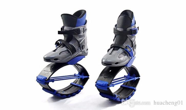 Kangoo Jumps Boots Shoes Roller Skate Bounce Shoes Kids Teenager Adults Outdoor Sports Fitness Shoes