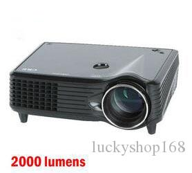 new cheap vs 508 new 1080p 3d led projectors hd hdmi av usb vga sd