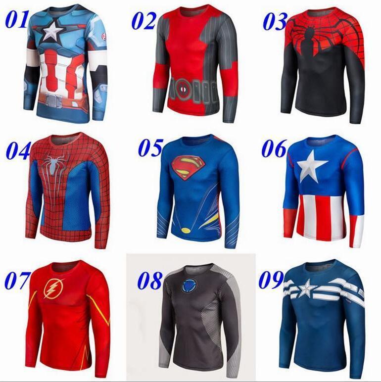 Online Cheap Men S Sports T Shirt Super Hero Bike Jersey Batman