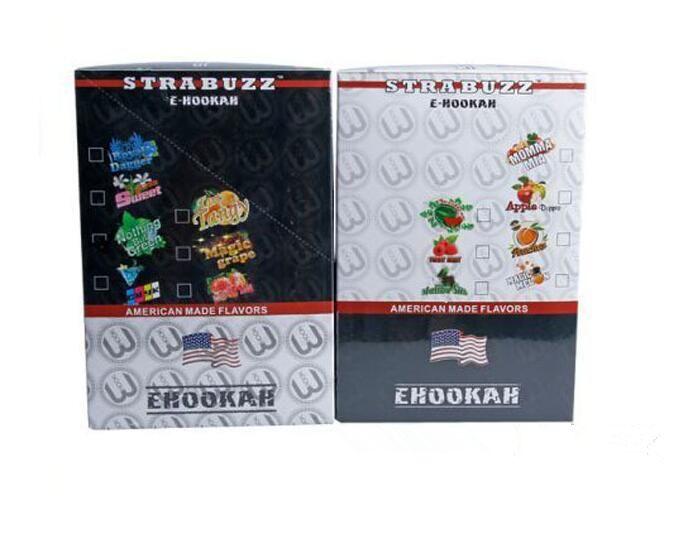 Disposable E Hookah Shisha Fruit Flavors 800 Puffs Metal Tips Crystal Buttons Disposable E Cigarettes Shisha Hookah Pen DHL FREE