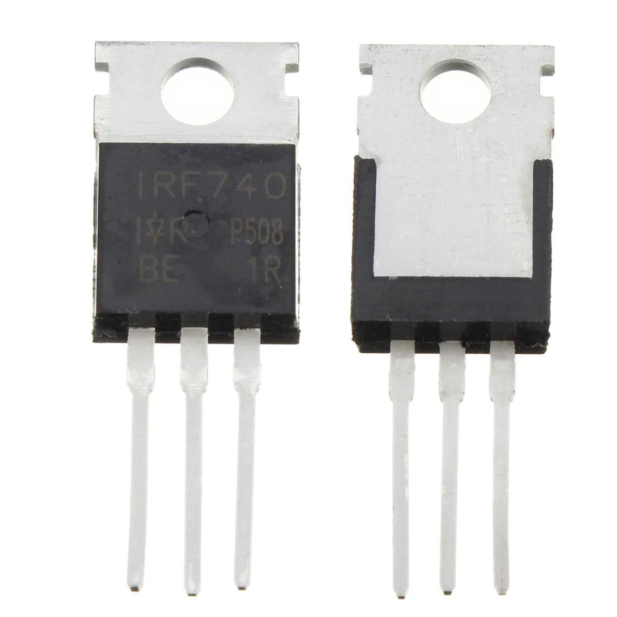 2018 2016 Electronic Circuit Board High Quality New Irf740 Irf 740 Central Air Conditioning Power Mosfet 10a 400v To 220 From Xiaofuyou3 2042