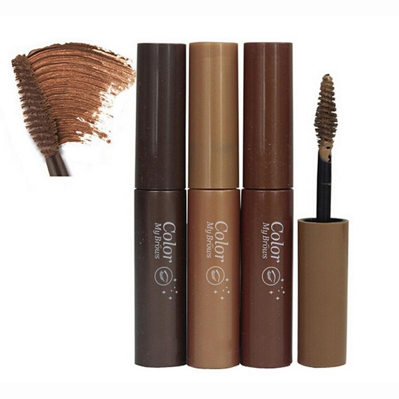 3d Fiber Eyebrow Gel Mascara Cream Eye Brow Makeup Set Kit