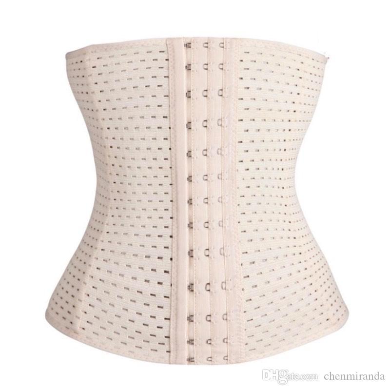 Afslanken Body Taille Riem Tummy Trimmer Zwart 4 Steel Bot Taille Cincher Vrouwen Gordels Afvallen Gewicht Taille Belt