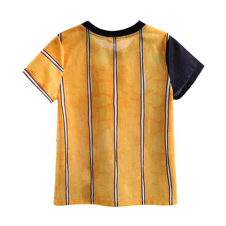Cutestyles New Designs Garçons T-shirts Motif Mode Singe enfants Cartoon Tops Summer Little Boys Wear BT90324-20L