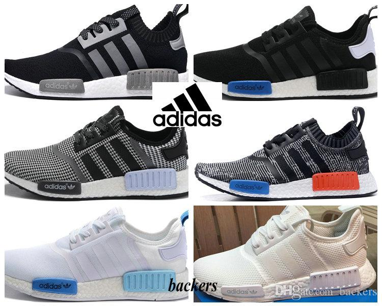 Adidas NMD R1 Black Urban Necessities
