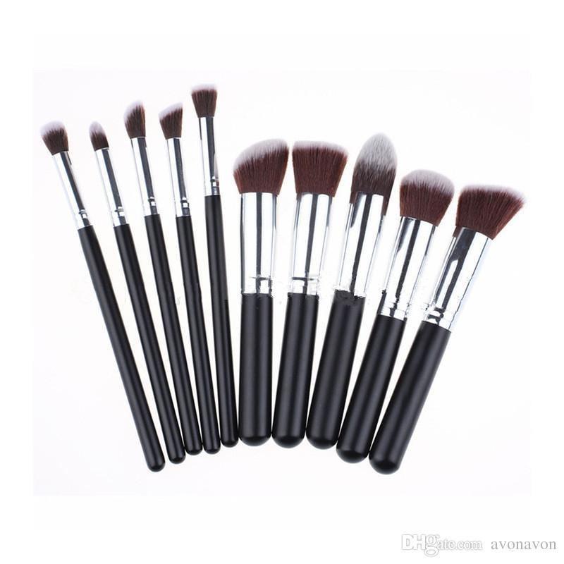 2017 NEUE Make-Up Pinsel Besten Pinsel Puder Gesicht Pinsel Foundation Lidschatten Pinsel Weiche Meerjungfrau Zahnbürste Kosmetische Werkzeuge b688
