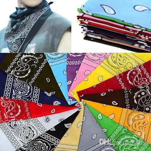 conception Paisley élégant manège magique magie anti-UV bandana bandeau foulard hip-hop multifonctionnel bandana Outdoor Head foulard Free DHL