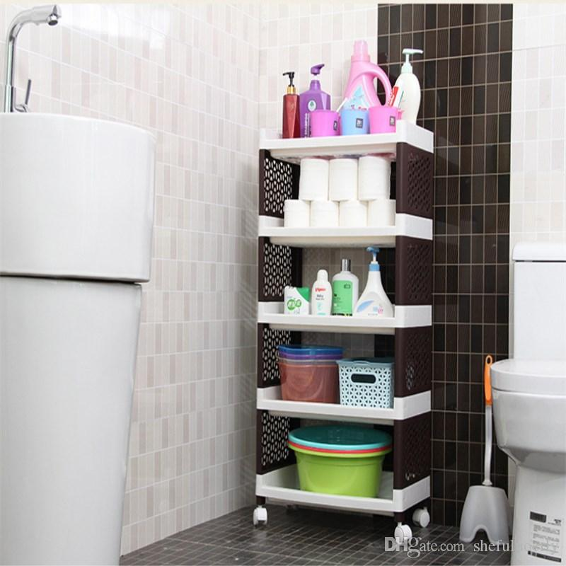plastic storage shelves. 2017 simple multi layer zone with wheel kitchen bathroom plastic storage shelves and of floor type organizer wholesale from shefuluoerly,