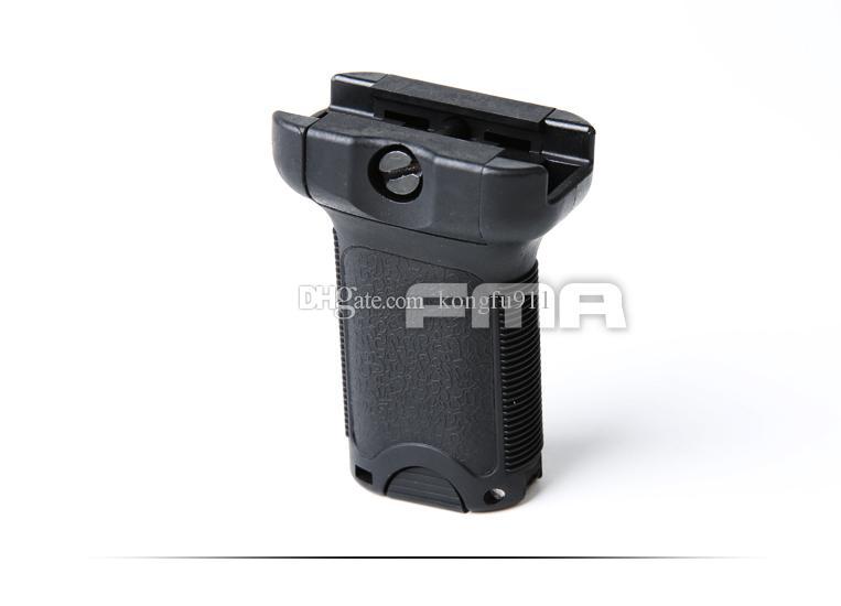 Tactical Foregrip Vertical Grip Rail huntingForegrip FMA TD Grip Railo DE / BK