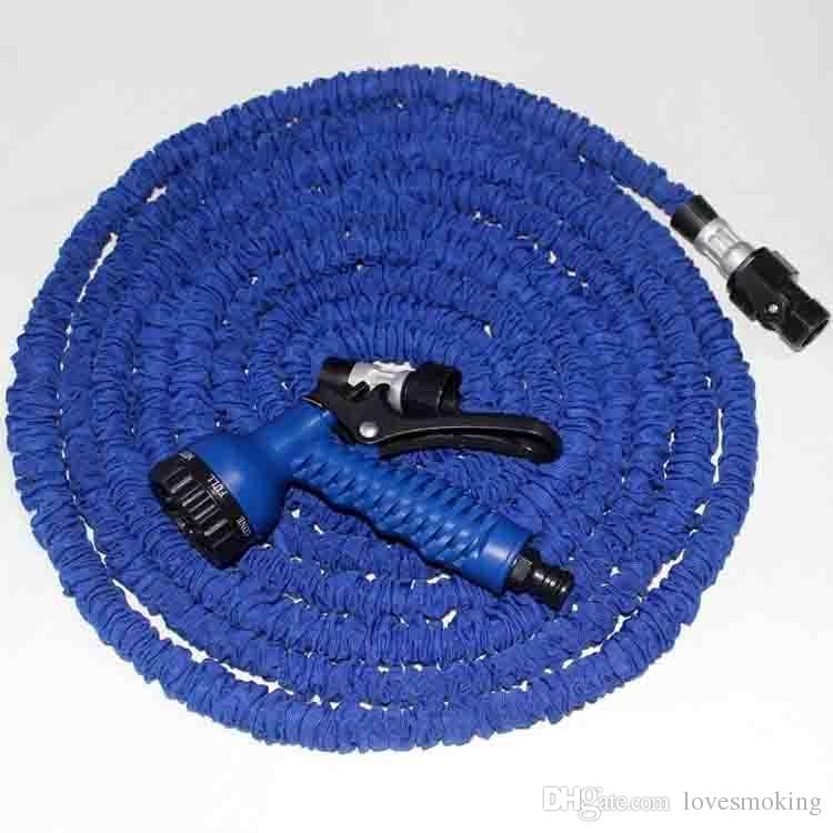 75FT Magic Hose Pipe Expandable Garden Watering Car Washing Flexible Hosepipe UK