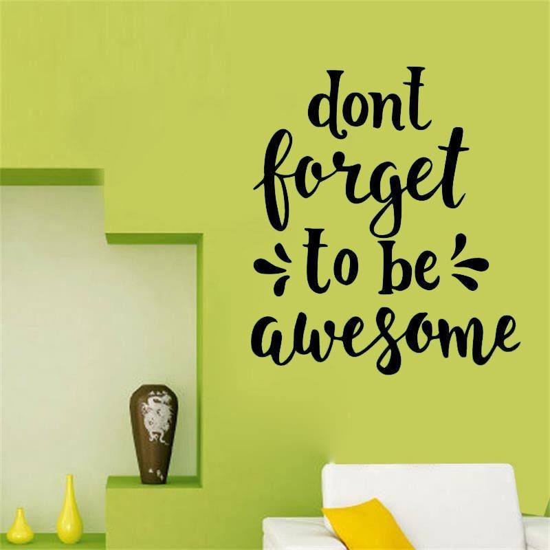 Motivational Poster Kids Art Print Movie Room Decor Wall Child ...