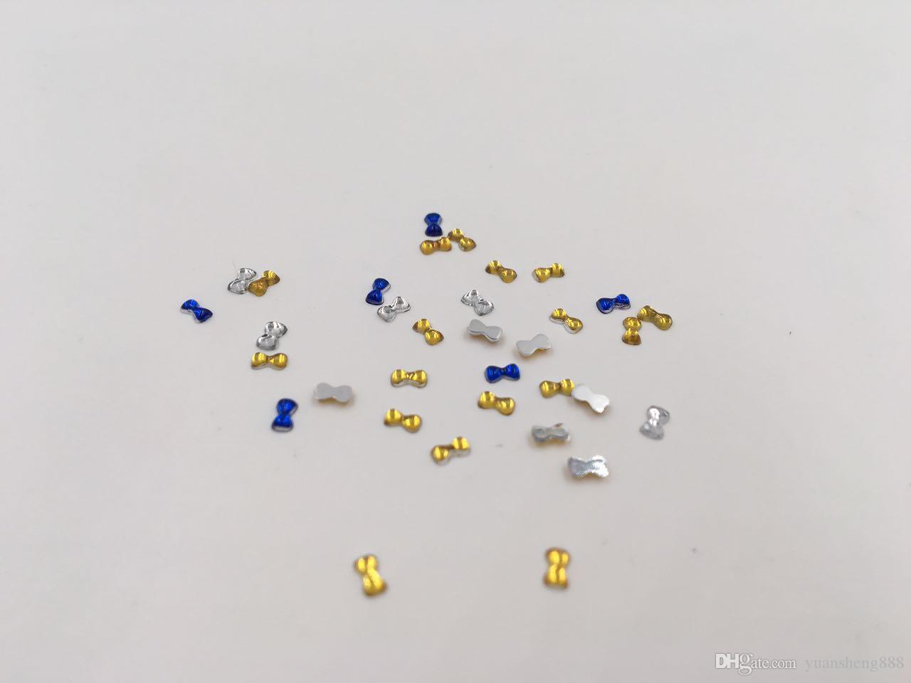 Bellamente 3D Consejos acrílico pegatina DIY Rueda Nail Art Xmas Decoración Diseño Rueda Regalo Sets
