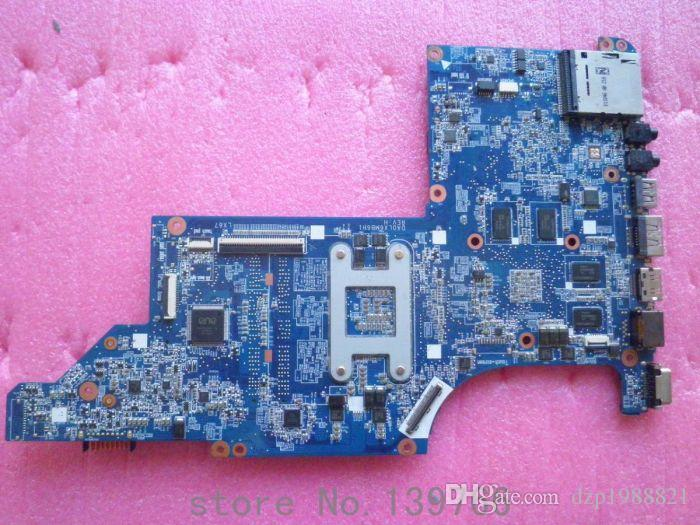 630980-001 board for HP pavilion DV7 DV7-4000 series laptop motherboard with intel DDR3 hm55 chipset HD6550/1G