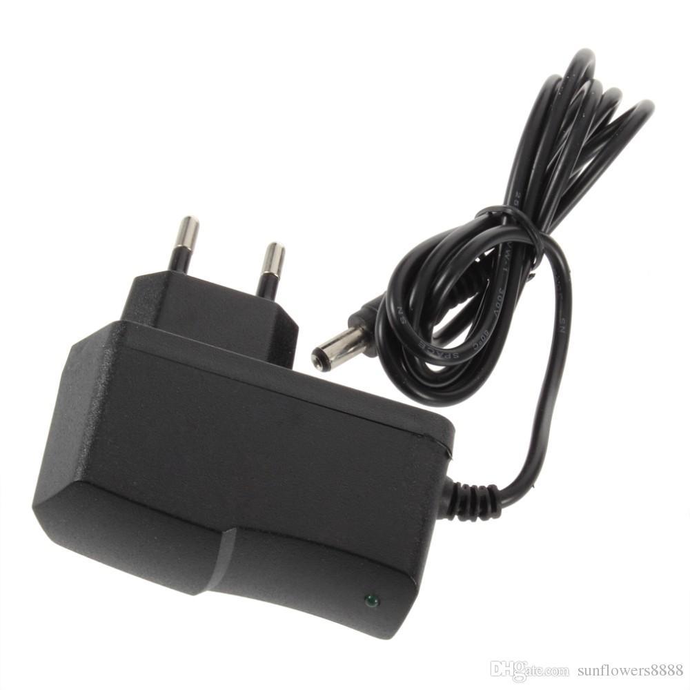 Universal Switching AC DC Power Supply Adapter 12v 1a 1000mA Adaptor US EU UK AU Plug 5.5*2.1mm Connector