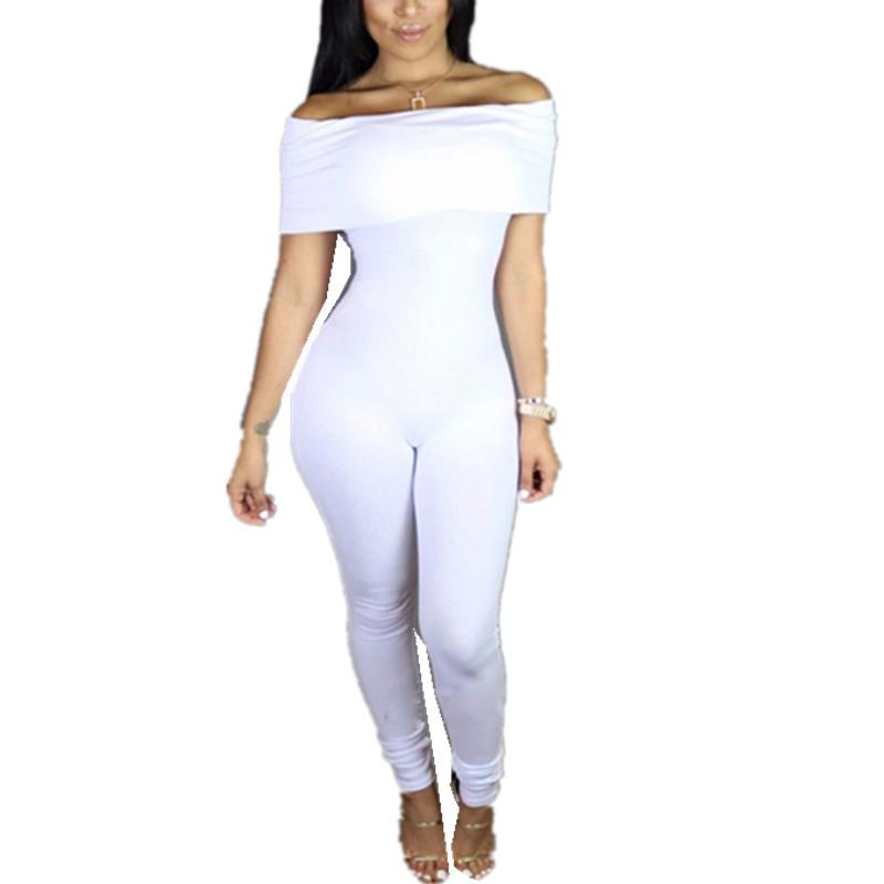 7b79881bcb6c Wholesale- Women Jumpsuit Overalls 2016 Europe And American Hot Sale ...