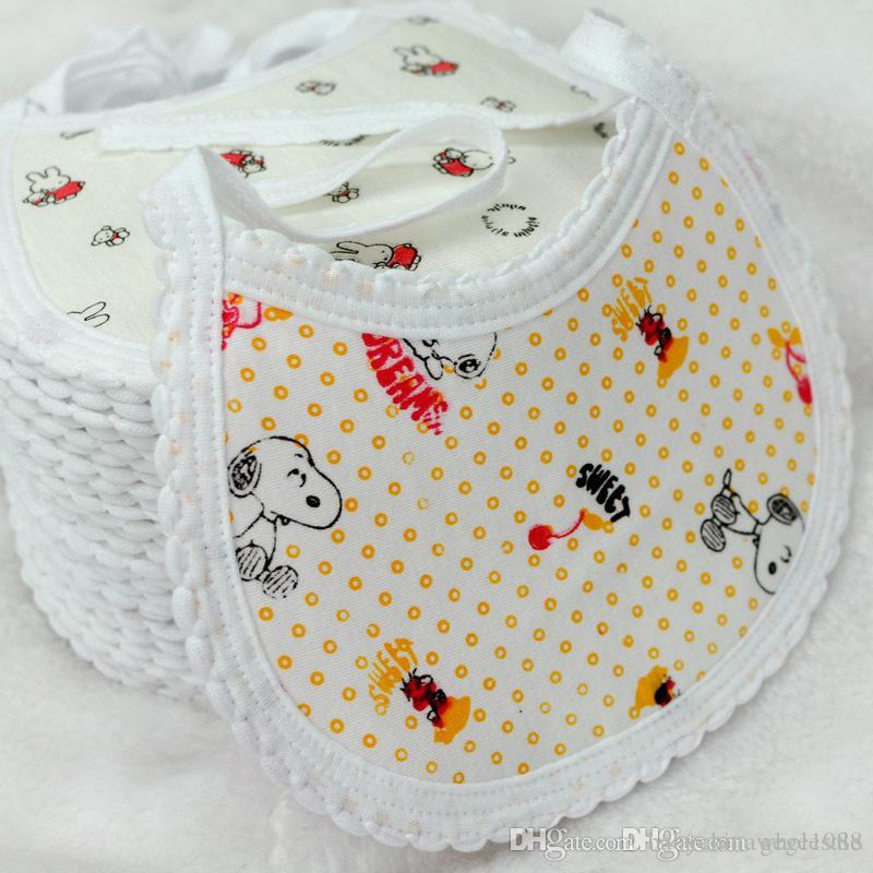 Fashion design baby bandana bibs cotton jersey soft bib made in china cotton toddle scarf baby bibs customize NP30
