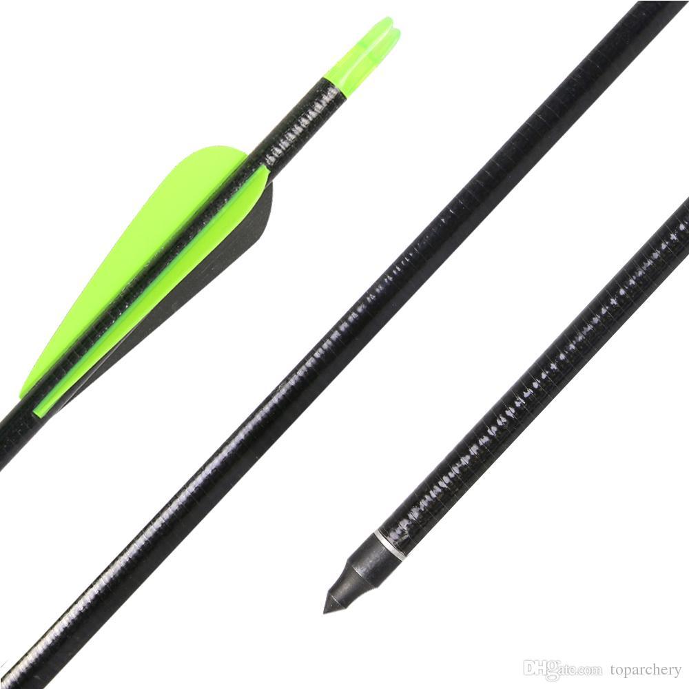 Стрелки практики цели стеклоткани 32 дюймов с заменой винт-в пункте практики цели для изгибают и смешивают