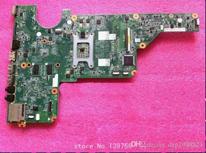 Carte mère 681045-001 pour ordinateur portable HP pavilion G4 avec chipset Intel DDR3 HM65 610M / 1G