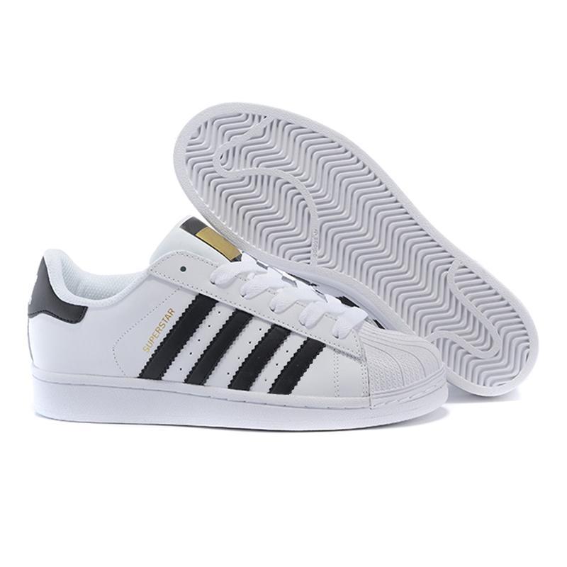 superstar Superstar Original White Hologramm Irisierende Junior Gold Superstars Sneakers Originals Super Star Frauen Männer Sport Laufschuhe 36-45