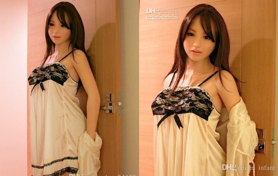 La migliore bambola del sesso del silicone reale a grandezza naturale bambole di amore giapponesi grande seno Vagina e sesso anale giocattoli gonfiabili adulti del sesso gli uomini
