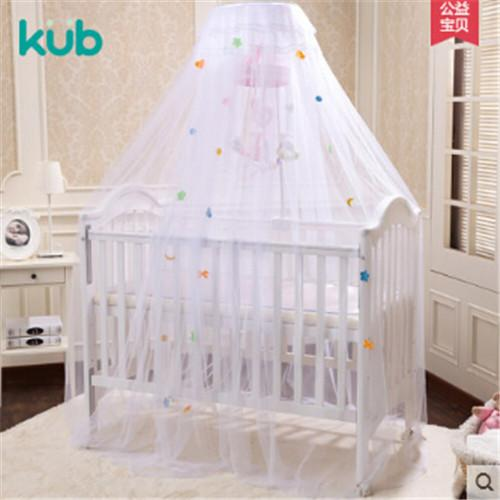 Mosquito Net for Baby Crib Bed Canopy Summer Baby Infant Bed Mosquito Mesh Dome Curtain Net for Toddler Crib Cot Canopy Net Design Net Speaker Net Google ... : baby crib net canopy - memphite.com