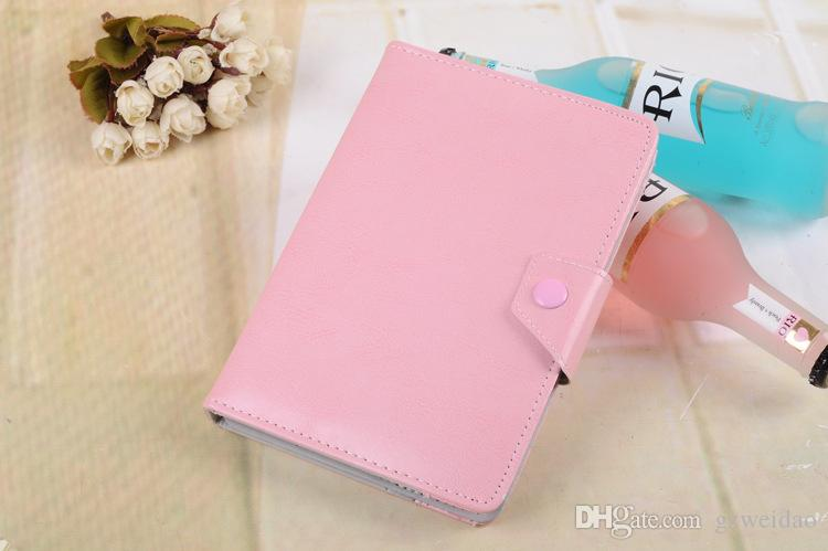 Universal Adjustable PU Leather Stand Cases Cover for 7 8 9 10 inch Tablet PC MID PSP for iPad Tablet Case Pad Cases