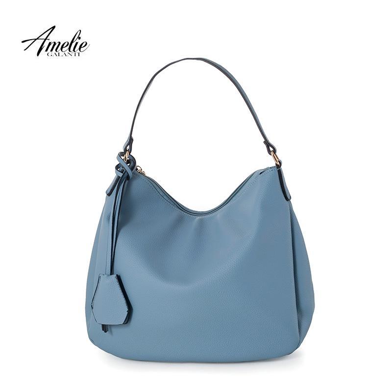 51c0cdb9fe Wholesale- AMELIE GALANTI Casual Shoulder Bag Women Famous Design ...