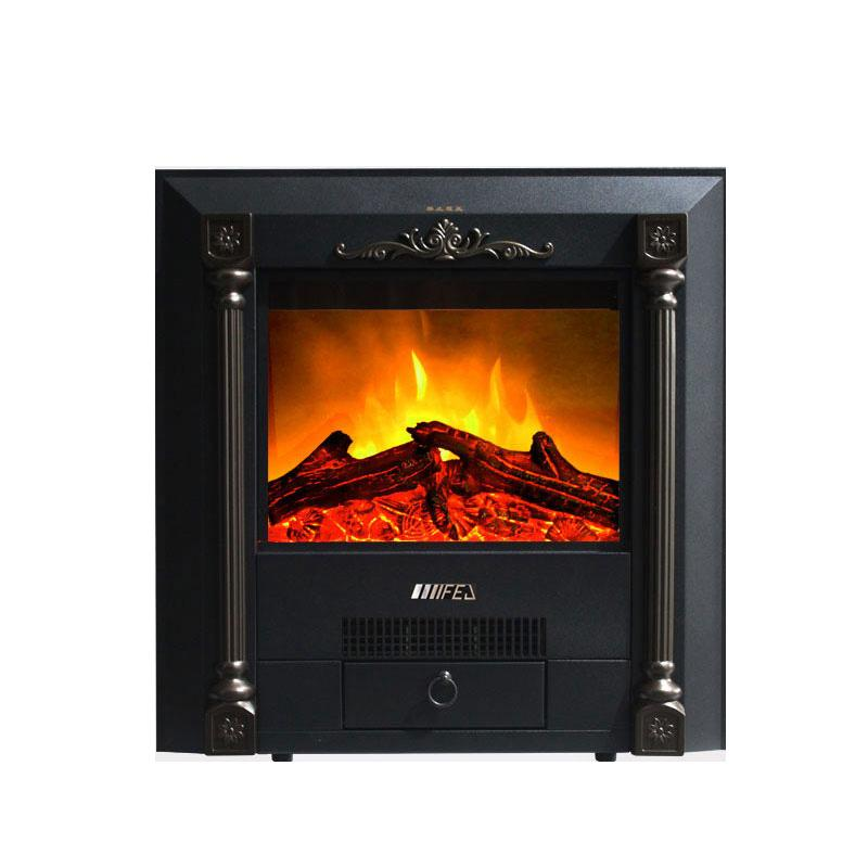 2018 Household Heater Electric Fireplace Heating Electric Fireplace Decorative Fireplace With