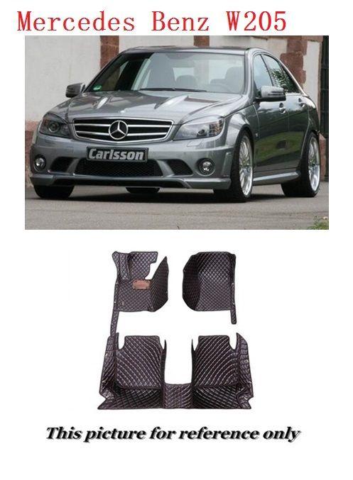 Weather Car Mats >> Scotabc All Weather Car Luxury Floor Mats For Mercedes Benz C Class W202 W203 W204 W205 1993 Presents 3d Car Mats 1set